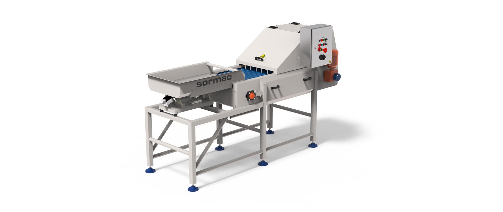 Potato Halving Machine